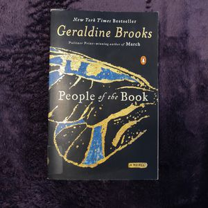 People of the book by geraldine brooks for Sale in Oceanside, CA