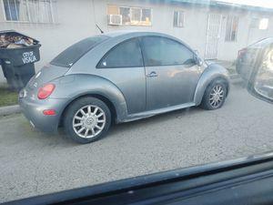 2005 VW Beetle diesal for Sale in Visalia, CA