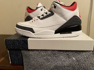 Jordan 3 Se Denim for Sale in Arlington, TX