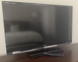 "Sharp - AQUOS Quattron 40"" Class / 1080p / 120Hz / LED-LCD HDTV for Sale in Virginia Beach, VA"