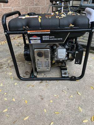 Briggs & Stratton power generator . for Sale in Chicago, IL