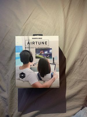 Airtune Wireless Tv Headphones for Sale in San Diego, CA