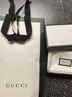 Gucci Gift Bag And Box for Sale in San Antonio,  TX