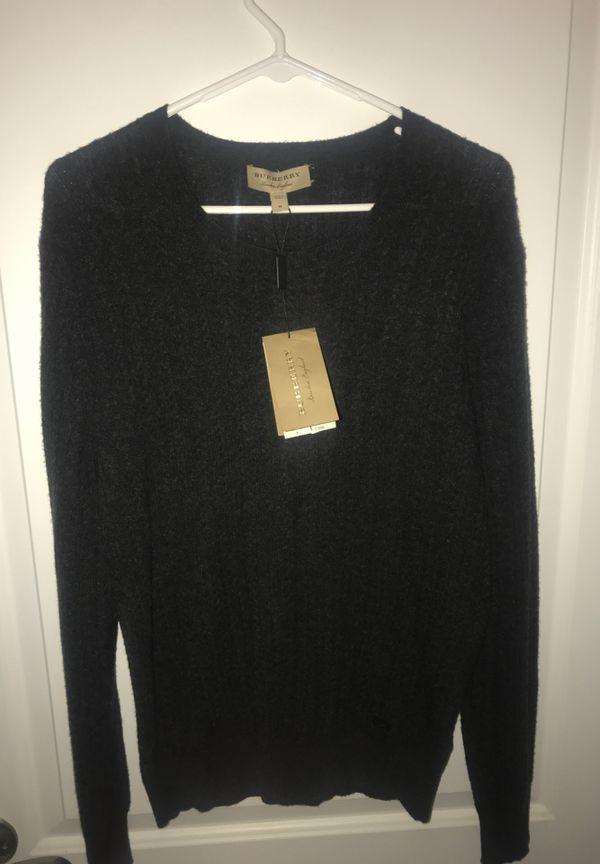 Burberry Men's (M) Cashmere Sweater