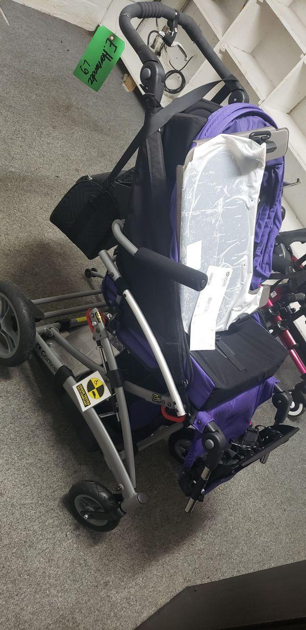 Convaid Wheelchair Stroller
