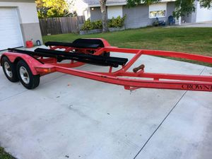 Boat trailer stolen for Sale in Tampa, FL