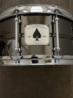 Pdp Dw Ace Black Brass Snare Drum for Sale in Perris,  CA
