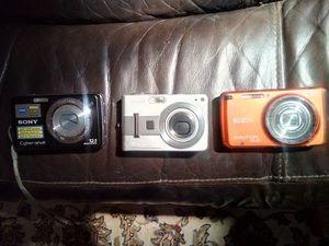 3 for 1 camera set for Sale in Las Vegas, NV