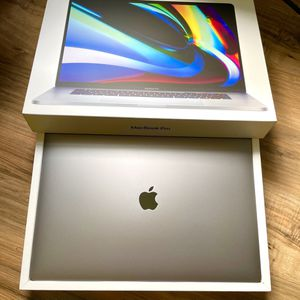 """NEW 2020 16"""" MacBook Pro 512GB i7 6-Core 2.6GHz Touch Bar Apple Retina Warranty 2021 for Sale in Los Angeles, CA"""