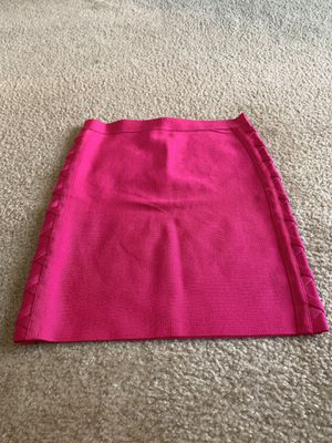 Hot Pink Bebe Bodycon Skirt for Sale in Frederick, MD