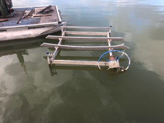 Portable Aluminum Jet Ski Lifts-2 for Sale in San Angelo,  TX