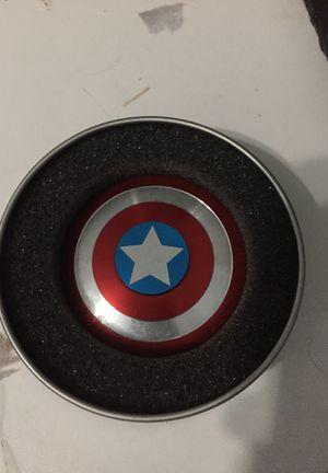 Captain America fidget spinner for Sale in Pflugerville, TX