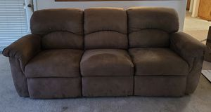 Lazy boy sofa with 2 recliners for Sale in Biggs, CA
