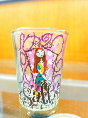 Nightmare before Christmas Sally Shot Glass for Sale in Redmond, WA
