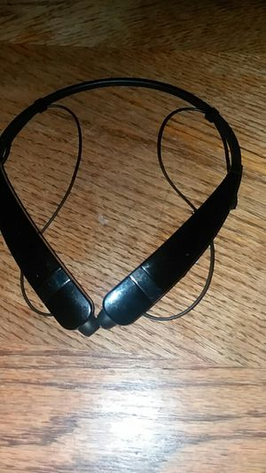Lg headset for Sale in East Peoria, IL