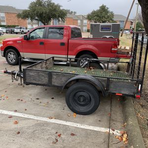Utility Trailer for Sale in Carrollton, TX