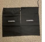 2 Chanel dust bags for Sale in Los Angeles, CA