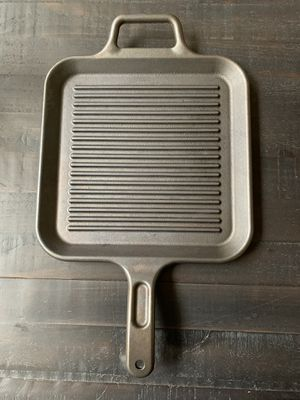 Lodge Pro-Logic Cast Iron Square Grill Pan for Sale in Fullerton, CA