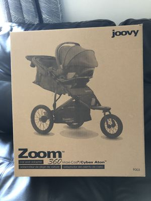 Joovy Zoom 360 Car Seat Adapter for Sale in Dublin, OH