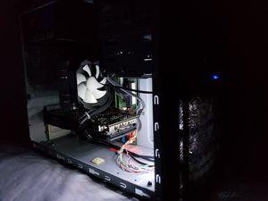 Gaming PC i5 2400 EVGA GTX 970 SSC 4GB 120GB SSD 12GB RAM 1600MHz 500W Seasonic 80+ Bronze for Sale in Placentia, CA