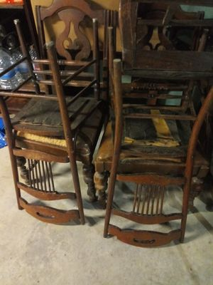 7 chairs for Sale in Craigmoor, WV