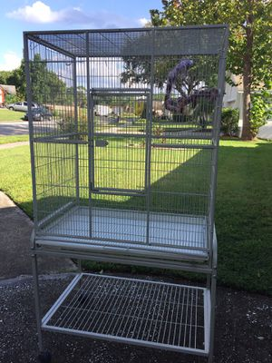 Large bird cage for Sale in Casselberry, FL