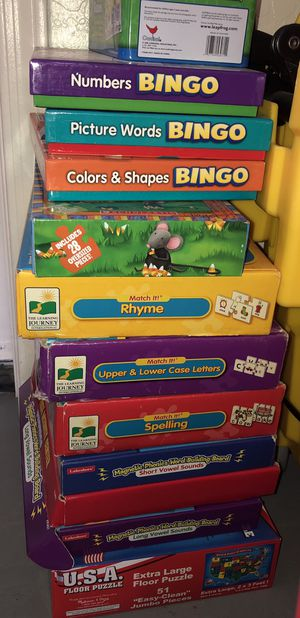 11 Games and Puzzles for Sale in Gilbert, AZ