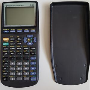 Texas Instruments Ti-83 Graphing Calculator for Sale in Adelphi, MD