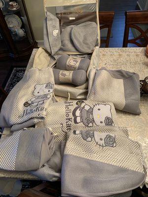 Hello Kitty car seat cover full set for Sale in La Grange, NC