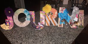 Custom Decor Letters for Sale in Jacksonville, FL
