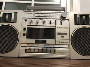 Old School Boombox for Sale in Silver Spring, MD
