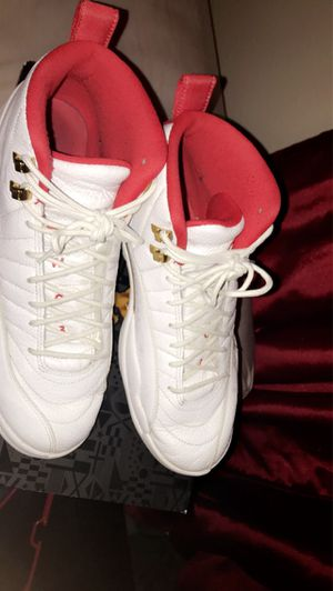 Jordan 12s Chinese New Years for Sale in Ward, AR