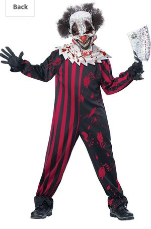 Child Killer clown costume for Sale in Bell Gardens, CA