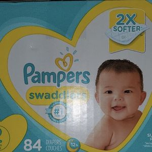Pampers Swaddlers Size 2 Diapers for Sale in Auburn, WA