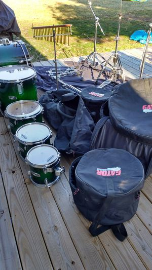 Mapex drum set 5 piece for Sale in undefined