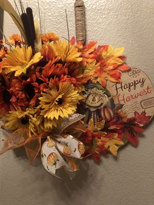 Fall Wreath for Sale in Riverside, CA
