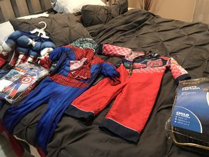 Boys Halloween costumes for Sale in Chandler, AZ