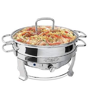 Bella Cucina 5-Qt. Stainless Steel Electric Chafing Dish for Sale in Miami, FL
