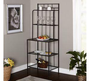 Shelf shelving Rack bookcase Metal Retail Price $100 for Sale in Salt Lake City, UT