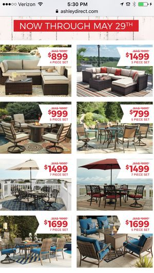 Brand new outdoor furniture for Sale in Seaford, NY