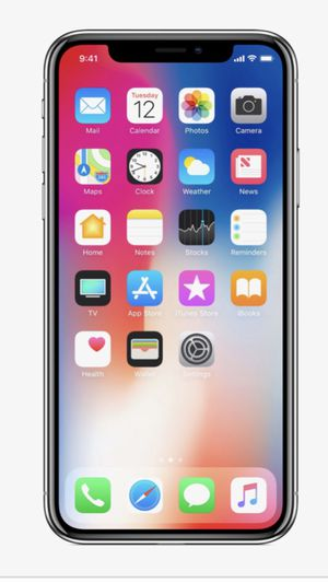 iPhone X for Sale in Phoenix, AZ