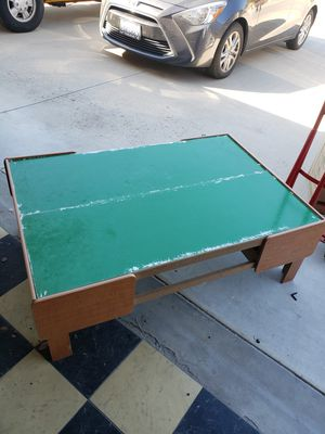 Kids toddler play lego train toy table for Sale in Hemet, CA