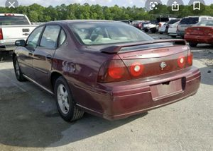 Chevy impala 2004 for Sale in Tampa, FL