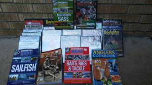 Brand new 20 dvds hunting fishing for Sale in Nashville, TN