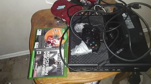 Xbox one with 2 games looking to trade for Nintendo switch for Sale in Oklahoma City, OK