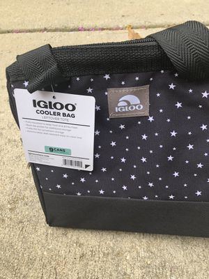 NEW IGLOO cooler bag for Sale in Baltimore, MD