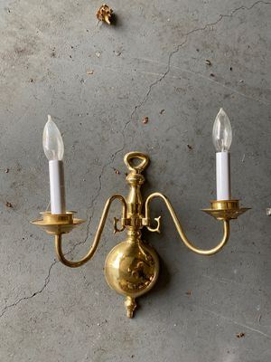 Wall light sconce for Sale in Evansville, IN