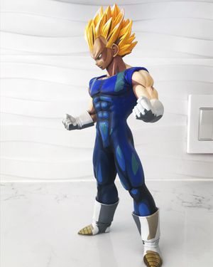 Manga Animated Vegeta Rare Model Figure - Dragon Ball Z for Sale in Miami, FL
