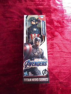 Capt. America 12 Inch Figure for Sale in Hempstead,  NY