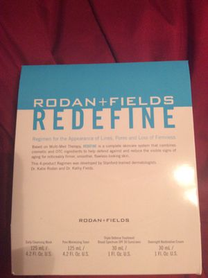 Rodan + Fields Redefine skincare regimen for Sale in Tempe, AZ